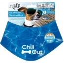 All for Paws Chill Out Ice Bandana- kühlendes Halstuch für Hunde, Größe M